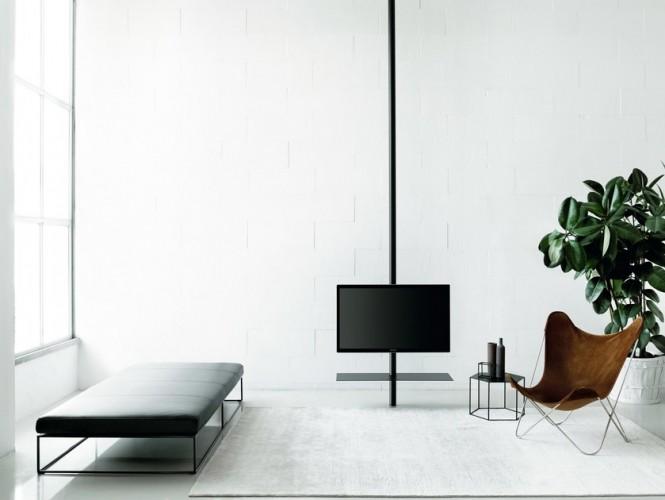 Desalto sail 307 supporto per monitor tv in metallo da - Porta tv a soffitto ...